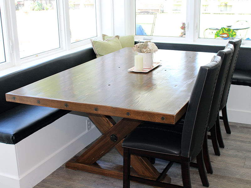 Custom Built Dining Room Furniture Naples Custom Furniture - Custom dining room table and chairs