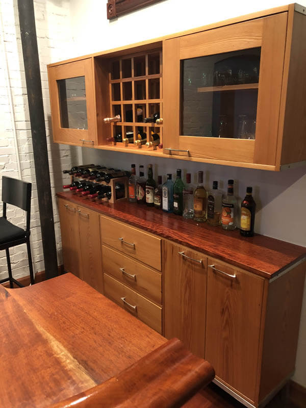 Prime Hibdon Back Bar Made From Spanish Cedar And Mahogany Download Free Architecture Designs Embacsunscenecom